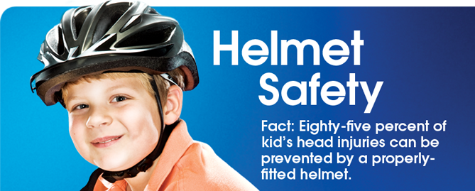 Police and the Public Health Unit promote bike & helmet ...
