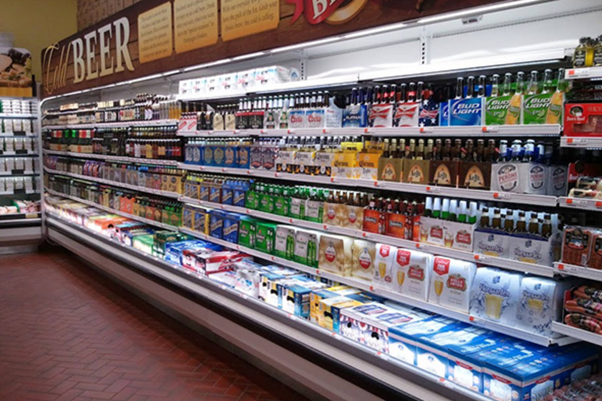 Can You Buy Craft Beer At The Grocery Store