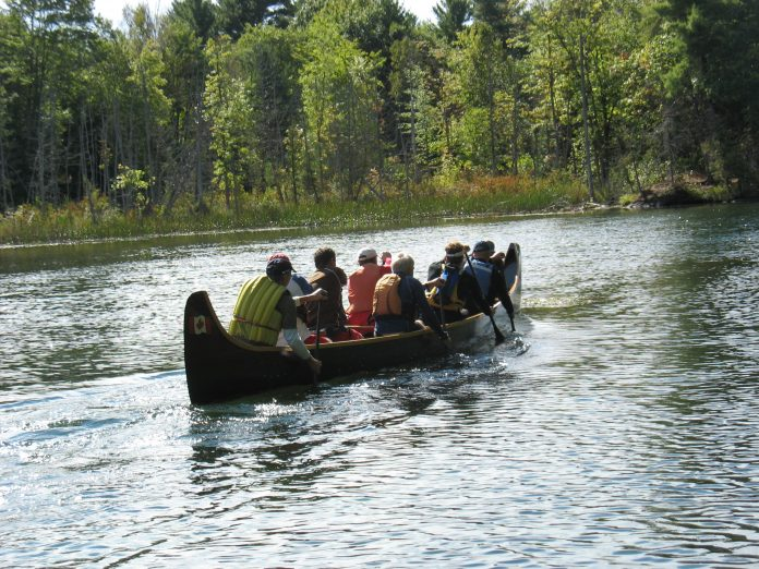 Muskoka Paddle Club Announces Arrival Of A Voyageur Style