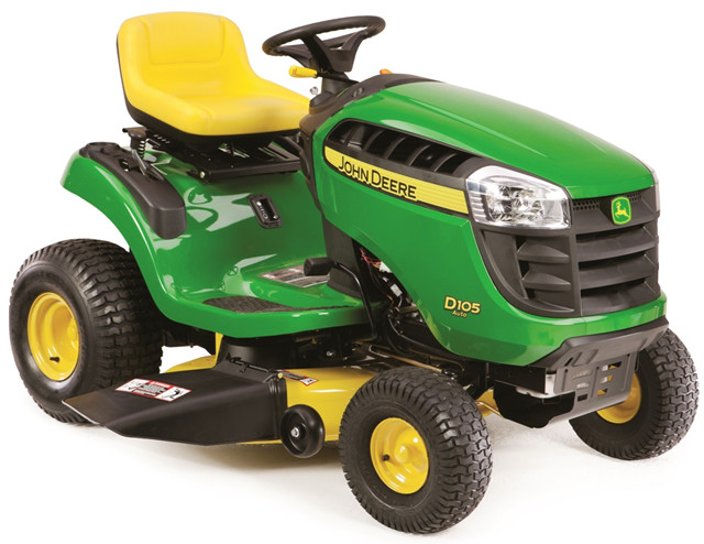 better homes and gardens john deere sweepstakes john deere recalls d105 lawn tractors and d105 service 1513