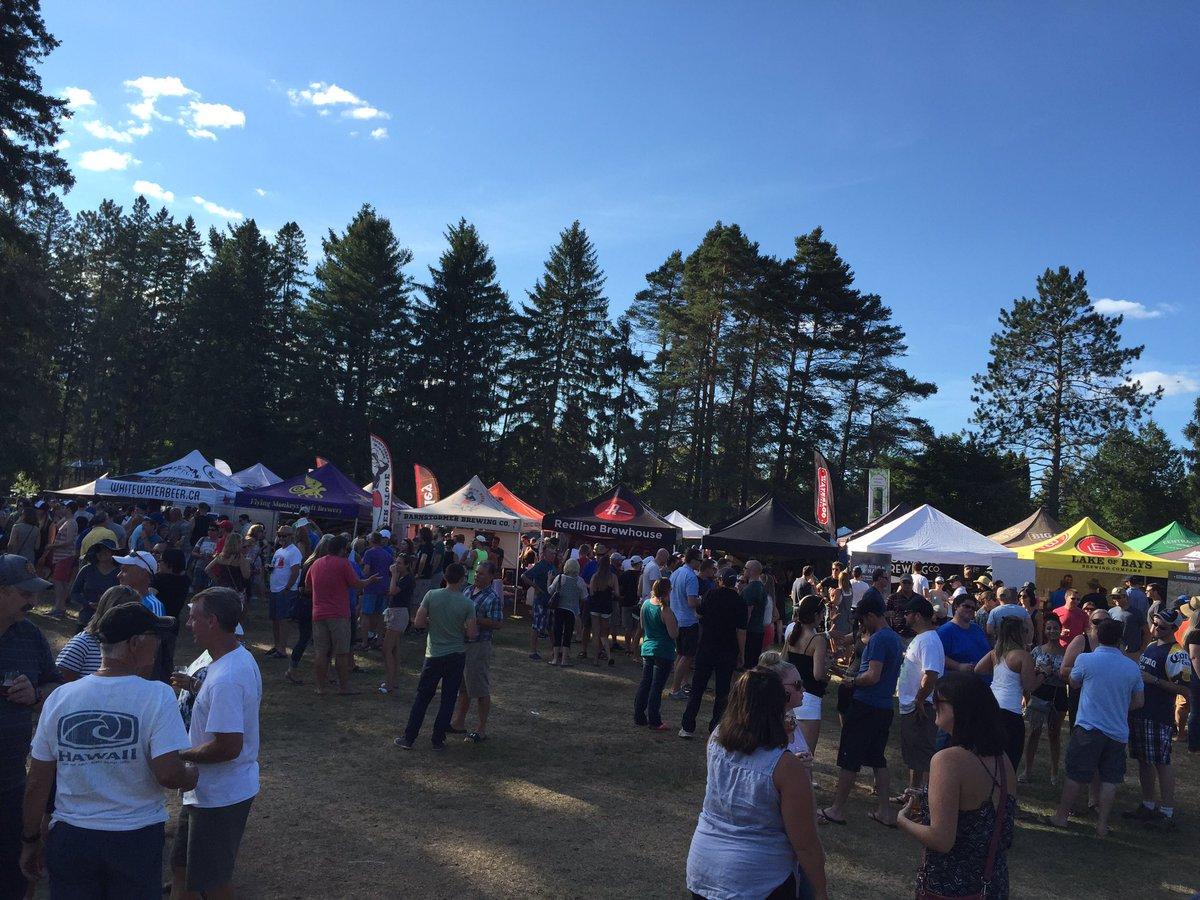 Taps media acquires session craft beer festivals toronto for Craft beer festival toronto
