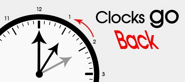 When do the clocks go back in October and change forward ...
