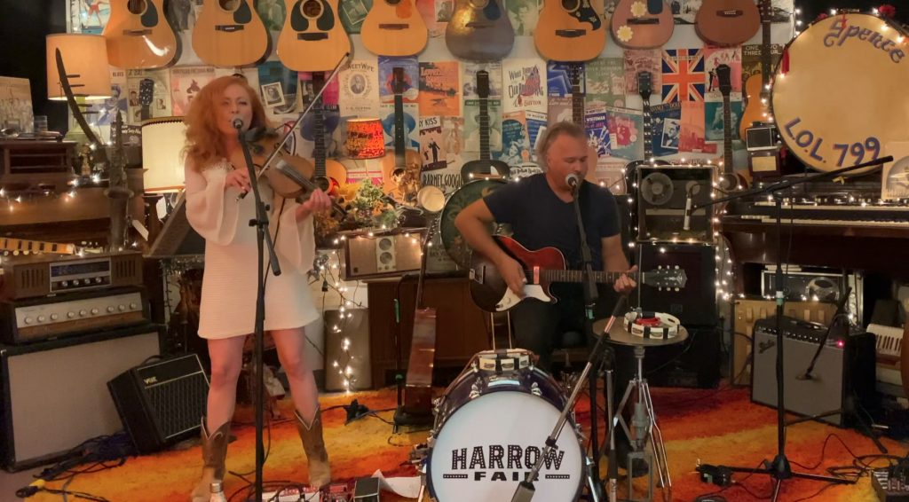 Harrow Fair at Currie's Music