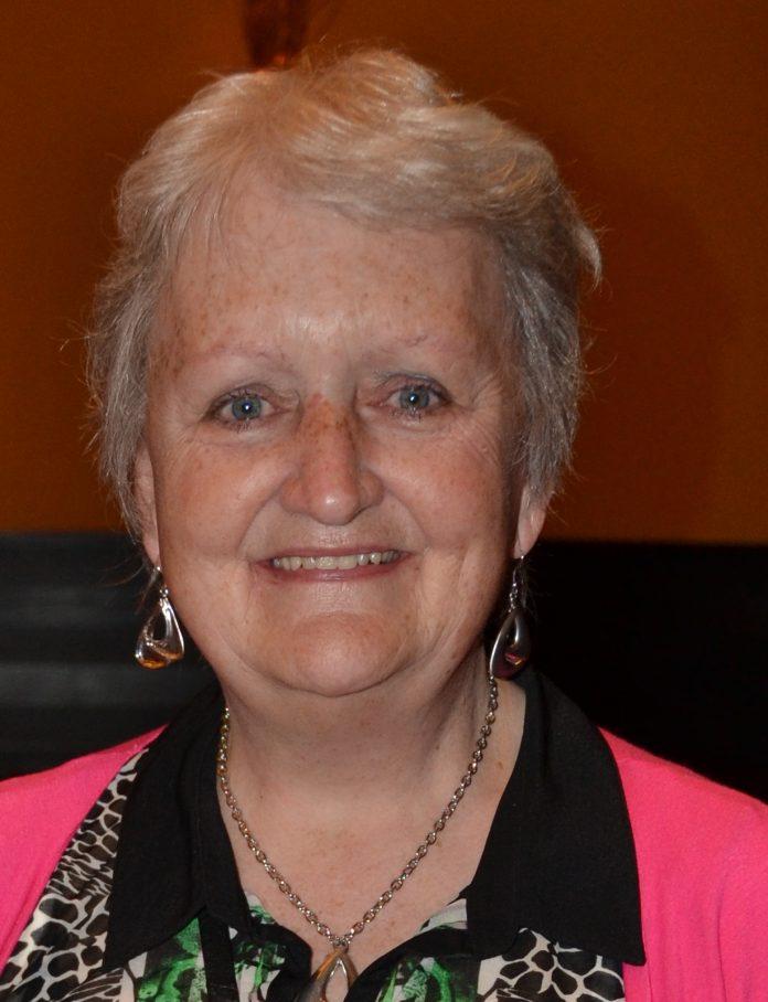 Sandra Winspear, executive director of Hospice Muskoka