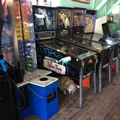 Machines at Balacade