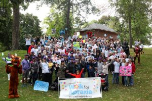 The 2019 Guelph Walk for Apraxia