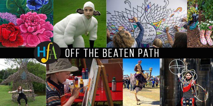 Huntsville Festival of the Arts: Off The Beaten Path Performances